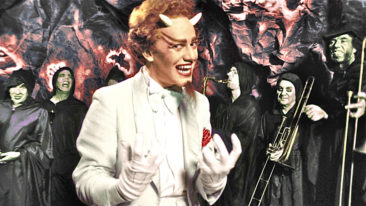Forbidden Zone 1: Danny Elfman and the original Mystic Knights of the Oingo Boingo